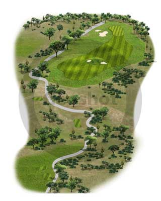 Golf Course Maps